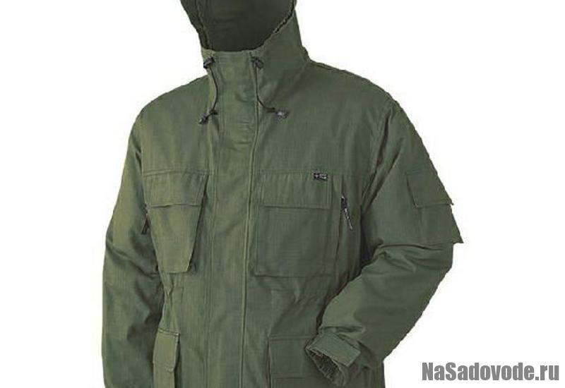 Куртка на Садоводе из текстиля