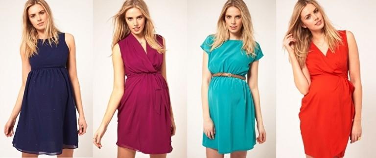 Платья для беременных модели фото