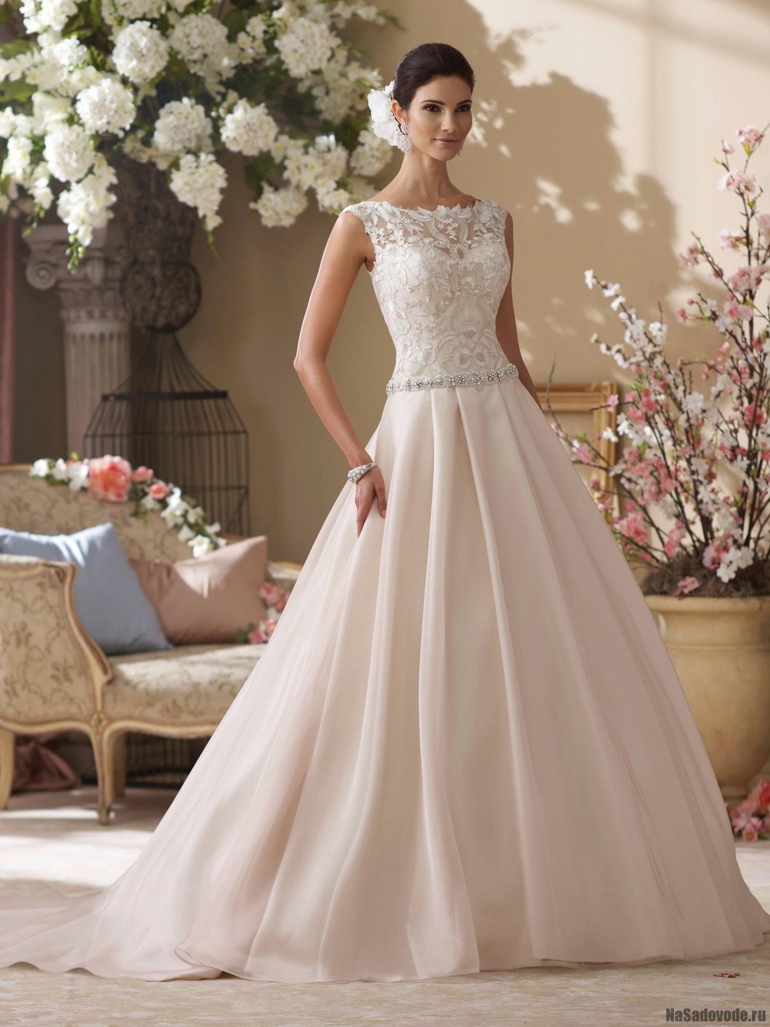 Фото свадебного платья а силуэт