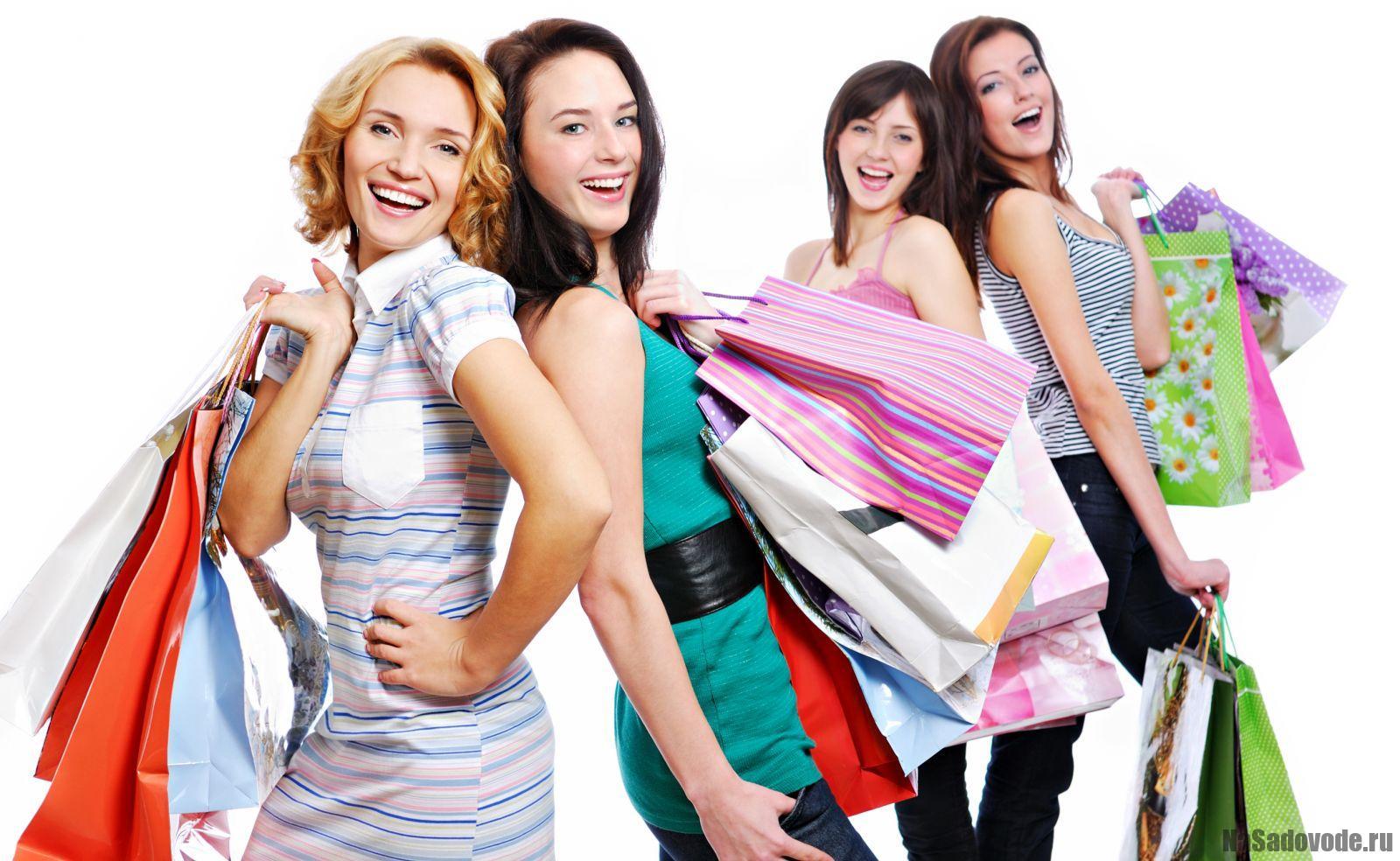 Одежда женская на Садоводе