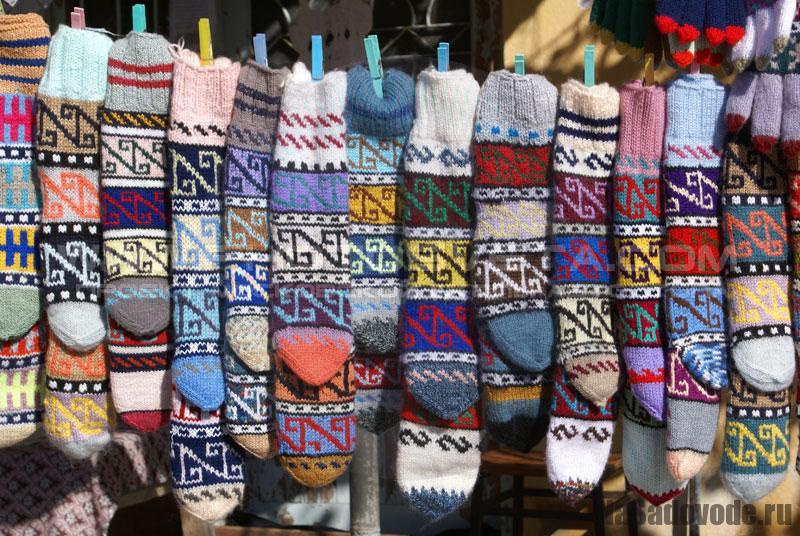 Носки на Садоводе